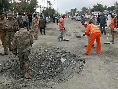 В ливийской Мисурате смертник подорвал автомобиль: пятеро погибших