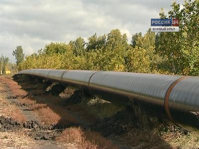 В Ашинском районе полностью восстановлено газоснабжение после аварии