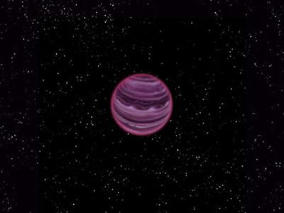 Телескоп зафиксировал ураган из расплавленных металлов на одинокой планете