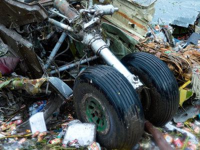 Среди погибших при падении Ан-12 есть россиянин