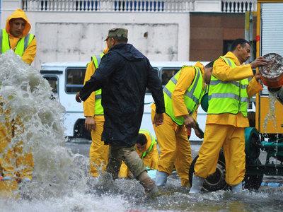 Наводнения в Египте: 11 человек погибли