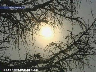 В Красноярск идёт похолодание