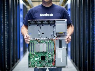 Facebook расширяет список поставщиков серверов