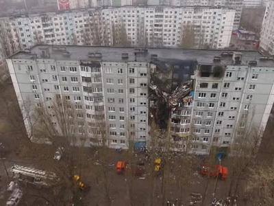 Опознана третья жертва обрушения дома в Волгограде