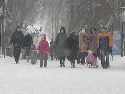 Во Владимирской области прогнозируется понижение температуры, усиление ветра