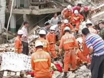 Землетрясение в Китае унесло 600 жизней: поиски выживших осложняют ливни