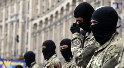 На Украине добровольческий батальон отказался подчиняться армии