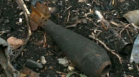 Украинские минометчики напали на Саханку