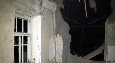 Украинские военные обстреляли Донецк