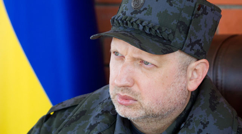 Турчинов понял, что Украину никто не хочет защищать