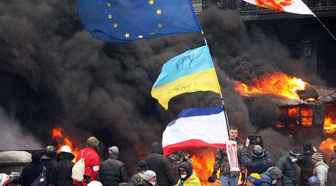 В центре Киева установили мемориал