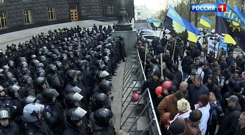 Шахтерский Майдан не  достучался до власти