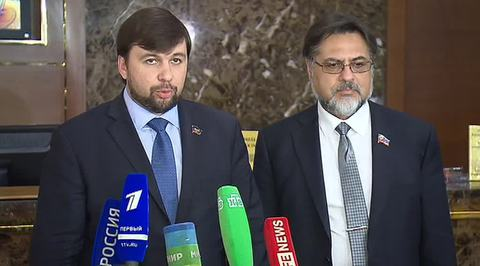 К переговорам Контактной группы в Минске подключились полпреды ДНР и ЛНР
