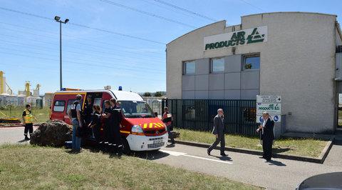 Франция: водитель фургона убил и обезглавил своего начальника