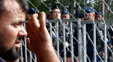 Хорватия закрыла переходы на границе с Сербией