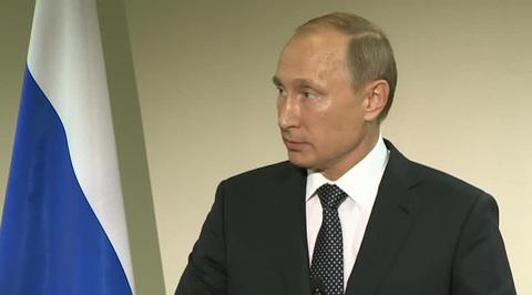 Путин: диалог с Обамой был деловым, конструктивным и откровенным