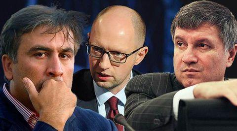 Украинские страсти: Арсен и Мишико не смогли договориться, кто больше ворует