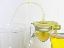 Исследователи нашли способ превращать мочу в электроэнергию, способную питать автономных роботов ((фото Bristol Robotics Laboratory).)