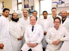 Группа учёных, работавших под руководством Вильгельма Швабла из университета Лестера, обнаружила, что искусственный белок помогает организму эффективно бороться с бактериальными инфекциями и их последствиями  ((фото University of Leicester).)