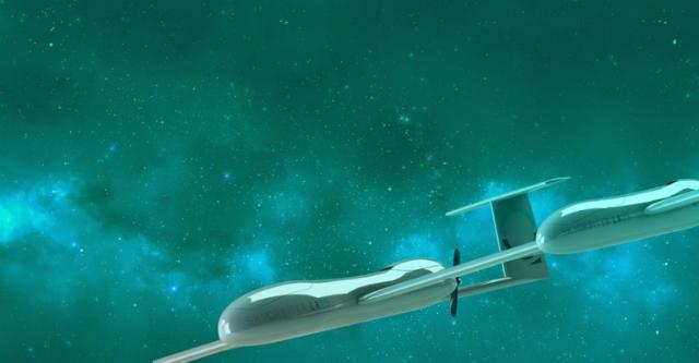 Высотные SkyOrbiters Quarkson будут базироваться на высоте в 22 тысячи метров (фото Quarkson).