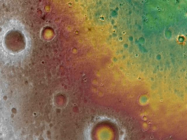 Плато Оксия насыщено глиной, а значит, здесь когда-то могла присутствовать вода в большом количестве (иллюстрация NASA/MRO/HiRISE/Oxia Planum Team/LSSWG).