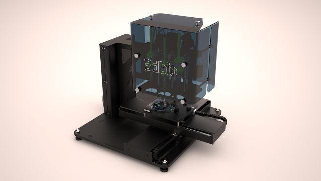 Однажды на отечественном 3D-биопринтере напечатают настоящую почку (фото 3D Bioprinting Solutions).