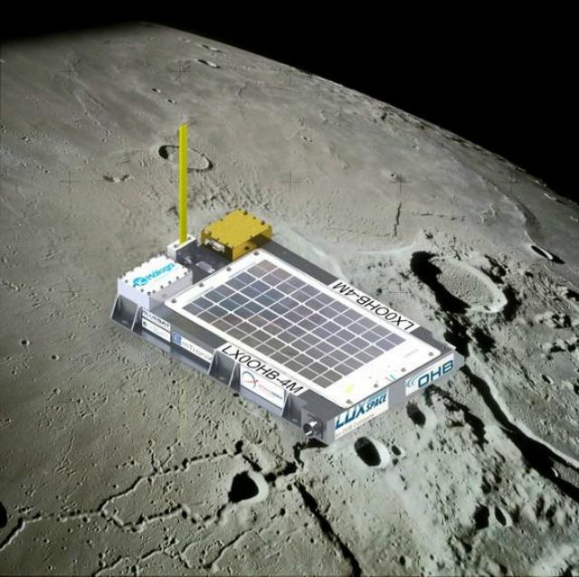 Одна из предстоящих миссий посвящена умершему в начале 2014 года Манфреду Фуксу, основателю компании LuxSpace (фото с сайта spacechina.com).