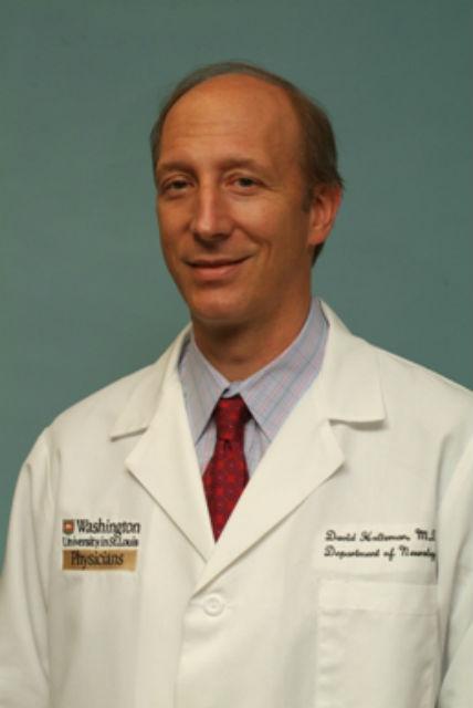 Ведущий автор исследования Дэвид Хольцман (фото Washington University).