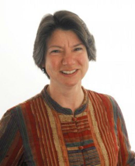 Ведущий автор исследования и учёный, открывший генерирующую водород бактерию, Мелани Мормайль (фото Missouri University of Science and Technology).