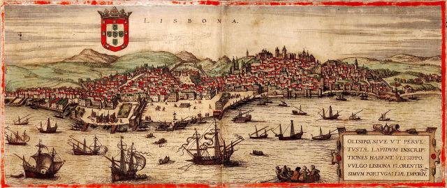 Развитие торговли привело к трансформации Земли (иллюстрация Wikimedia Commons).