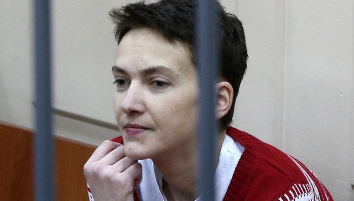 Савченко могут обменять на российских ГРУшников