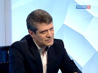 Главная роль. Дмитрий Бак. Эфир от 24.11.2015