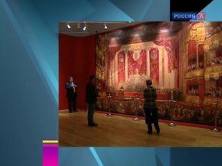 Новости культуры. Эфир от 10.02.2016 (15:00)