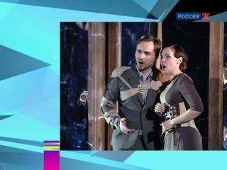 Новости культуры. Эфир от 12.02.2016 (19:30)