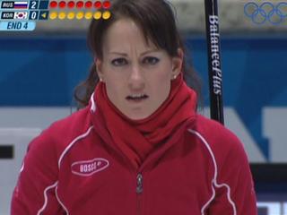 Керлинг женщины финал россия корея