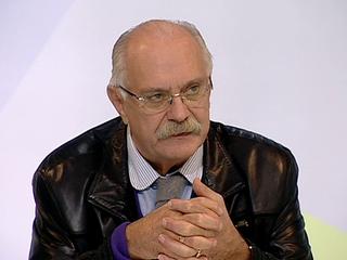 Наблюдатель. Никита Михалков и Борис Любимов. Эфир от 16.10.2014