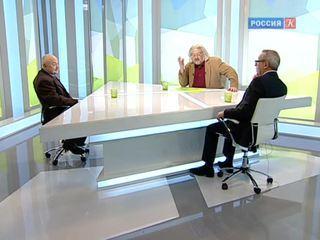 Наблюдатель. Павел Тищенко и Александр Тхостов. Эфир от 18.12.2014