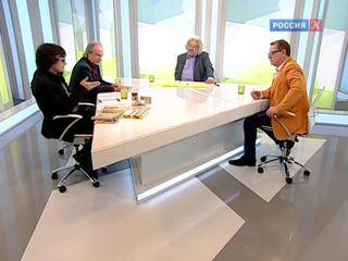 Наблюдатель. Павел Крючков, Юрий Метелкин и Константин Кедров. Эфир от 25.02.2015
