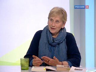 Наблюдатель. Ольга Седакова и Александр Доброхотов. Эфир от 30.06.2015