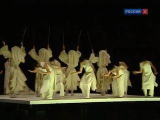 Новости культуры. Эфир от 01.07.2015 (23:30)