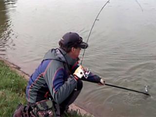 моя рыбалка на голубом канале