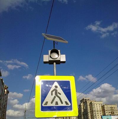 Депутаты Карелии предлагают обязать пешеходов носить ночью фликеры