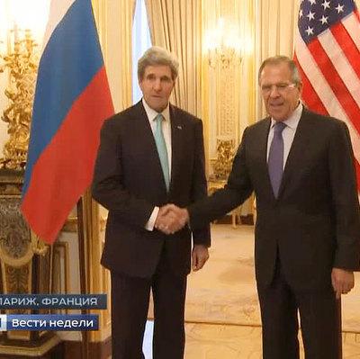 Сергей Лавров встретится с коллегами из США и Германии