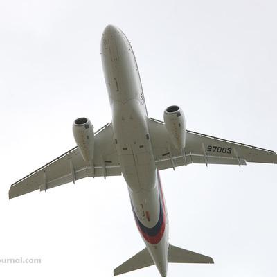 Россия поставит 10 пассажирских самолётов в Мексику на $350 млн