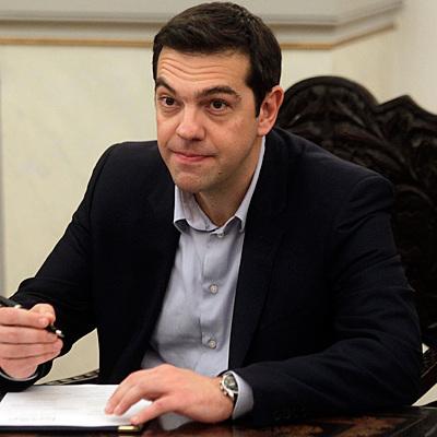 Ципрас предложил провести внутрипартийный референдум в СИРИЗе