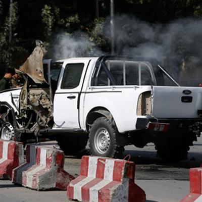 Неизвестные боевики напали на отель в Кабуле