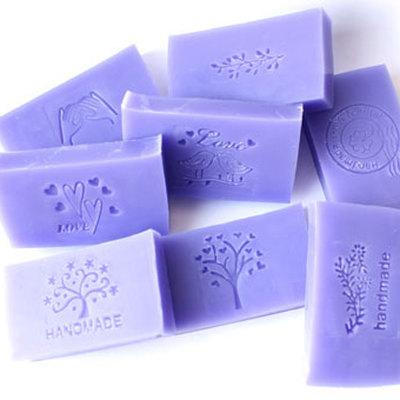 Как пользоваться силиконовыми штампами в мыловарении
