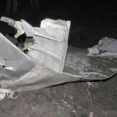 Самолет с грузом кокаина разбился на западе Мексики