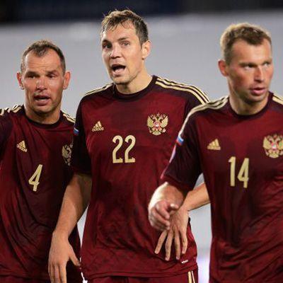 По голу в ворота молдаван забили Сергей Игнашевич и Артем Дзюба