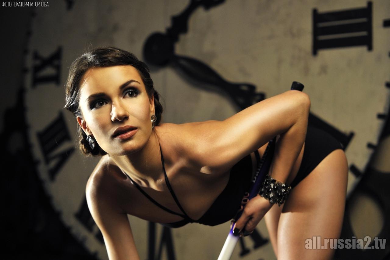 Русская спортсменка воло 7 фотография